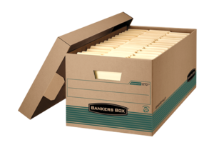 BANKERS BOX&#174; Recycled STOR/FILE Storage Boxes__12701_ 12702.png